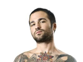 Bodysuit Tattoo Brust Arme Motiv