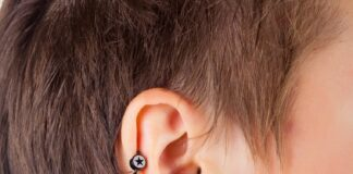 Das Tragus Piercing