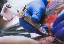 Die Kunst der Tätowierung