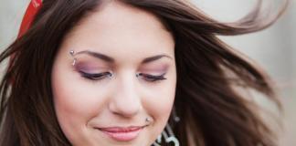 Die richtige Pflege des Piercings