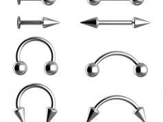 Piercing Materialkunde