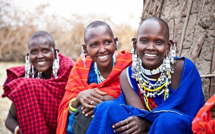 Piercings Afrika