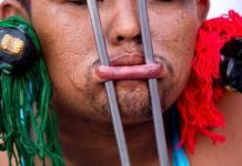 Piercings in Asien