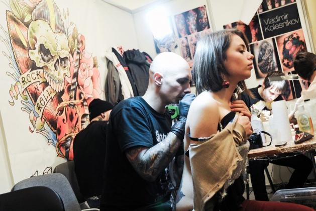 Tattoo Convention Impressionen 4