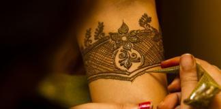 Tattoo Mehndi