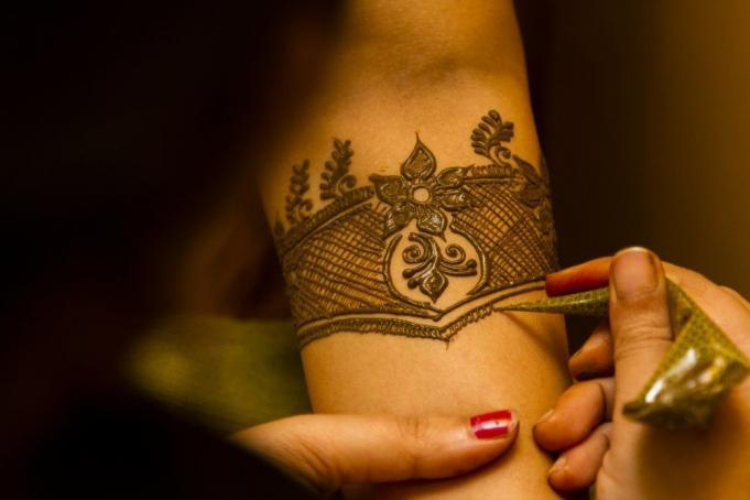 Tattoo Mehndi