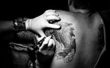Tattoo Outlines Kunst Motiv