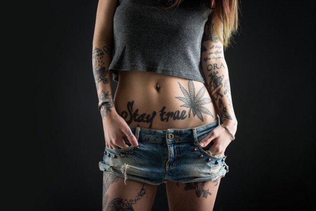 Tattoo Portrait