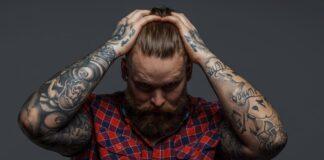 Tattoo Schausteller Geschichte Arme