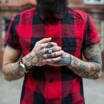 Tattoo Handgelenk - Motiv England Unbekannt