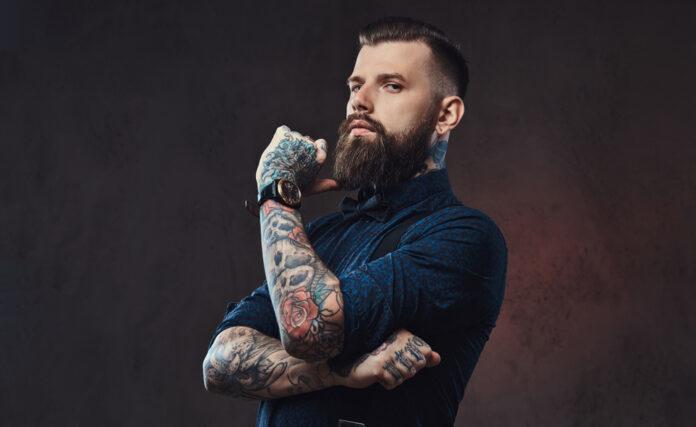 Tattoo Handgelenk - Verlauf Unterarm Motiv